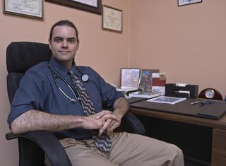 Dr. James Prego