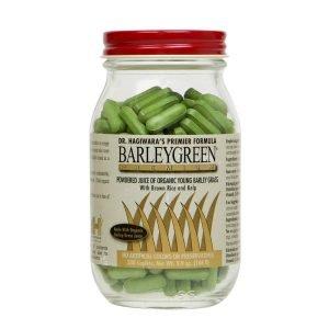 barley green formula