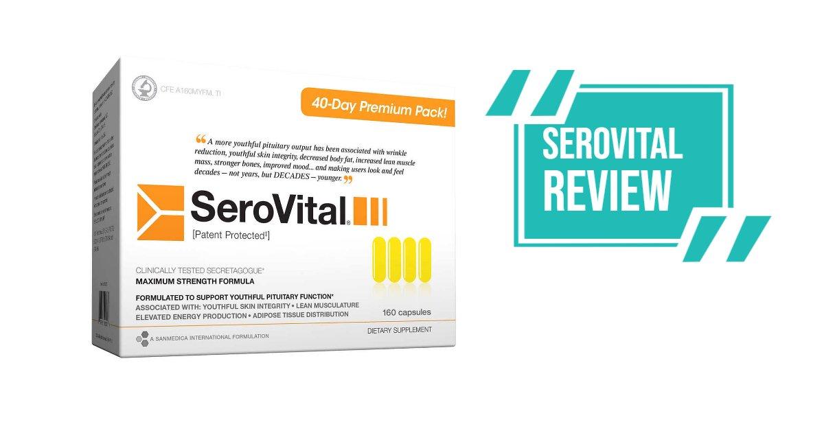 Serovital Review and Alternative